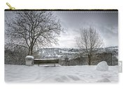 Cold Seat With A View Carry-all Pouch