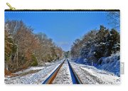 Cold Tracks Carry-all Pouch