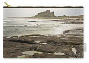 Cold Waves Of Northumberland Carry-all Pouch