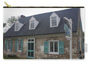 Cole Diggs House Yorktown Carry-all Pouch by Teresa Mucha