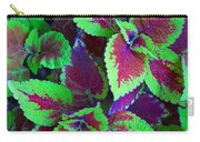 Coleus Color Carry-all Pouch