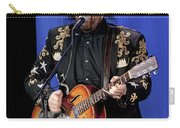 Colin Linden Of Blackie And The Rodeo Kings Carry-all Pouch