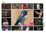 Collage Of Hummers Carry-all Pouch