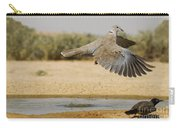 Collared Dove  Carry-all Pouch