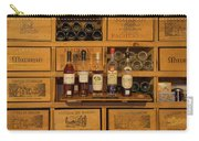 Collection Of Wines And Armagnac Carry-all Pouch