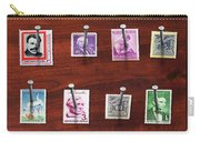 Collector - Stamp Collector - My Stamp Collection Carry-all Pouch