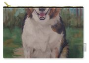Collie Carry-all Pouch