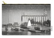 Collingwood Terminals In Old Days Carry-all Pouch