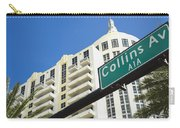 Collins Avenue Carry-all Pouch
