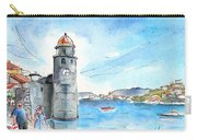 Collioure Tower Carry-all Pouch