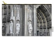 Cologne Cathedral South Side Detail 2 Carry-all Pouch
