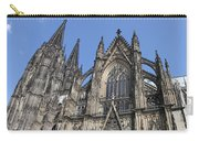 Cologne Cathedral South Side Rooflines Carry-all Pouch