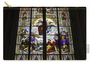 Cologne Cathedral Stained Glass Window Of St Paul Carry-all Pouch