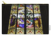 Cologne Cathedral Stained Glass Window Of The Lamentation Carry-all Pouch