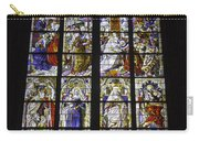 Cologne Cathedral Stained Glass Window Of The Three Holy Kings Carry-all Pouch