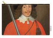 Colonel John Hutchinson, C.1643 Carry-all Pouch