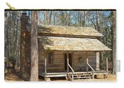 Colonial Cabin Carry-all Pouch