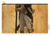 Colonial Soldier Carry-all Pouch by Thomas Woolworth
