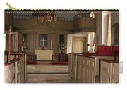 Colonial Williamsburg Church  Carry-all Pouch
