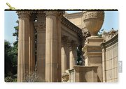 Colonnades Palaces Of Fine Arts Carry-all Pouch