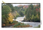 Color At The Falls Carry-all Pouch