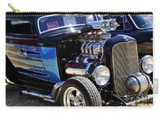 Color Chrome 1932 Black Ford Coupe Carry-all Pouch