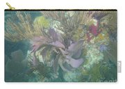 Color Corals Carry-all Pouch by Adam Jewell