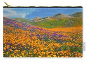 Color Filled Hills Carry-all Pouch