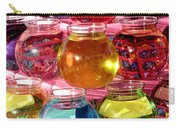 Color Fish Bowls Carry-all Pouch