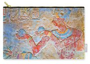 Color Hieroglyph Carry-all Pouch