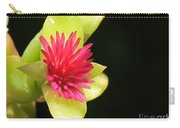 Flower - Delicate As Life Carry-all Pouch