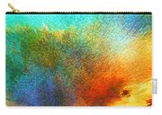 Color Infinity - Abstract Art By Sharon Cummings Carry-all Pouch by Sharon Cummings