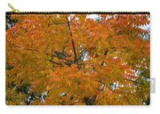 Color Of Fall Carry-all Pouch