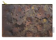 Color Of Steel 2 Carry-all Pouch