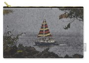 Color Of The Sails Carry-all Pouch