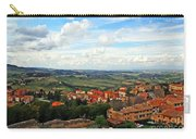 Color Of Tuscany Carry-all Pouch