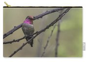 Color On A Branch Carry-all Pouch