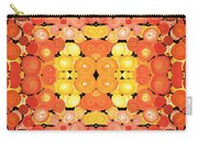 Color Revival - Abstract Art By Sharon Cummings Carry-all Pouch