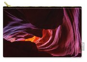 Color Ribbons Carry-all Pouch by Chad Dutson