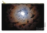 Color Ring Around The Moon Carry-all Pouch