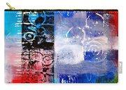 Color Scrap Carry-all Pouch by Nancy Merkle