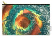 Color Spiral Carry-all Pouch