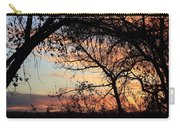 Color Through The Trees Carry-all Pouch