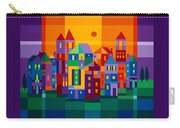 Color Town Carry-all Pouch