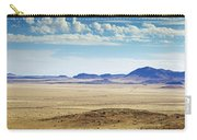 Color View Of West Texas Carry-all Pouch