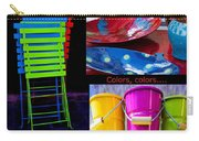 Color Your Life 1 Carry-all Pouch