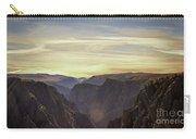 Colorado Canyon Morning Carry-all Pouch