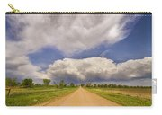 Colorado Country Road Stormin Skies Carry-all Pouch