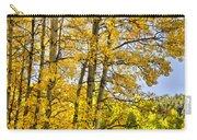 Colorado Fall Aspens 2 Carry-all Pouch