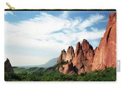 Colorado - Garden Of The Gods Carry-all Pouch